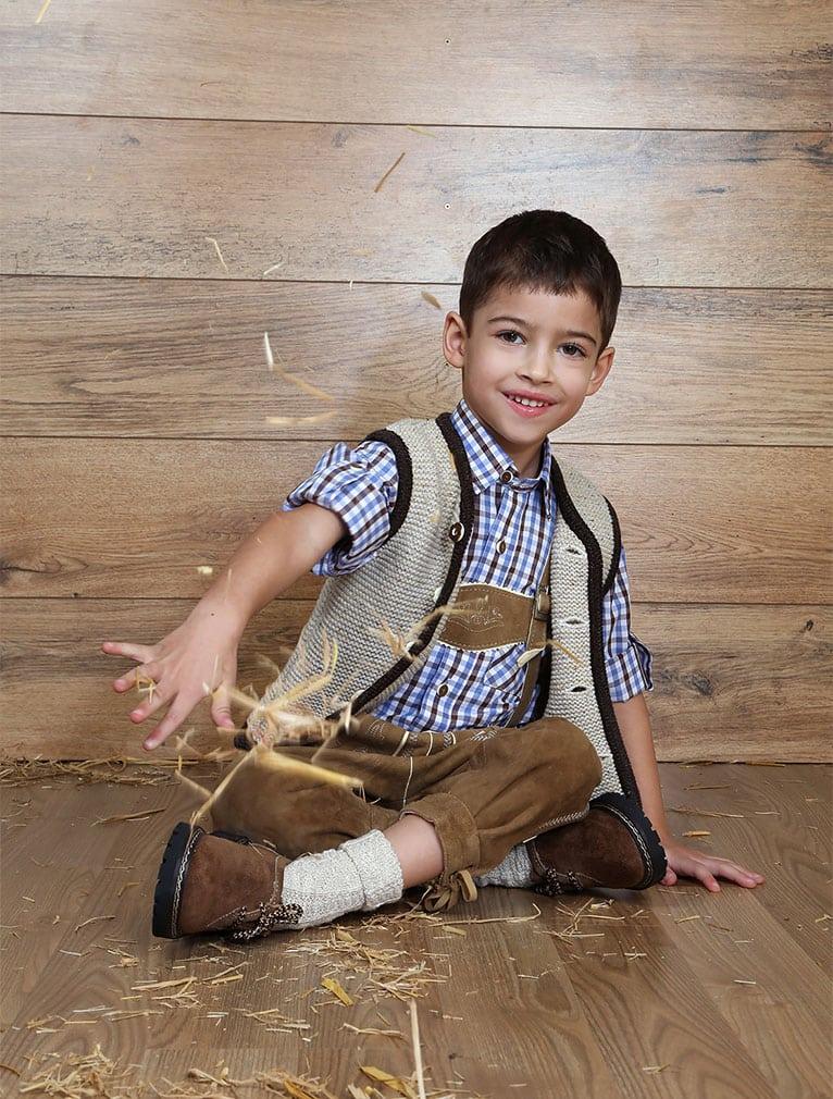 Isar-Trachten - Trachtenmode Kinder