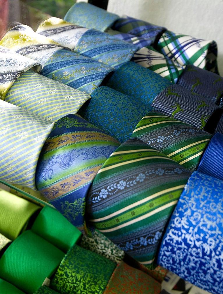 Krawatten - Tauernpass Trachtenmode
